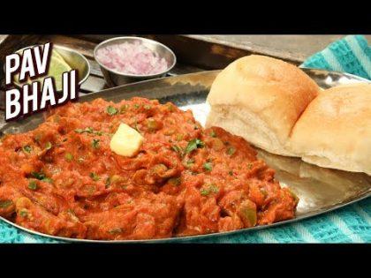 BEST Pav Bhaji Recipe | Homemade Pav Bhaji | FAMOUS Street Food Recipe | Bhumika