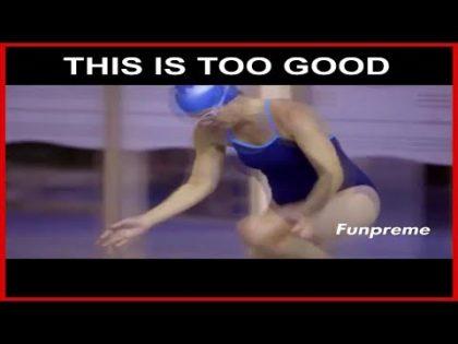 THE BEST SWIMING VIDEO EVER-#Funpreme