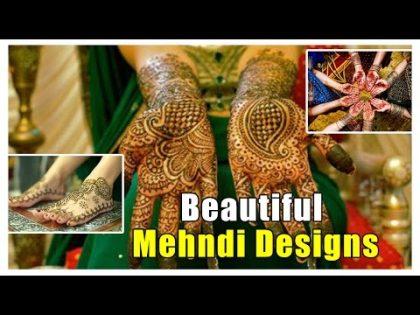 Beautiful Arabic Mehndi Designs || Beautiful Mehndi Designs || Health and Beauty Care