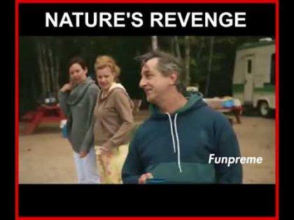 Nature's revenge | Funpreme videos