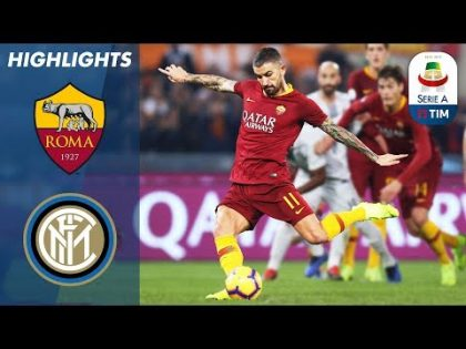 Roma 2-2 Inter | Kolarov Scores Late Penalty to Salvage a Point | Serie A