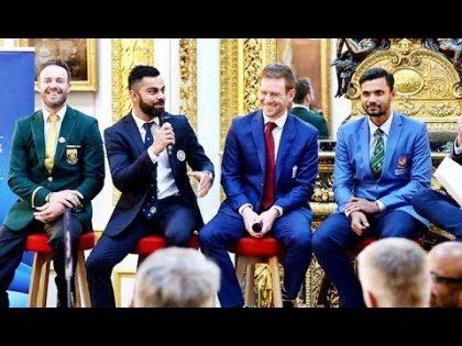 Mashrafe Talk with Virat, de Villiers, Eoin Morgan | BANGLADESH CRICKET NEWS