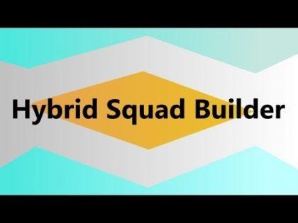 Fifa 13 Insane 350k Serie A/BPL/Liga BBVA Hybrid Squad