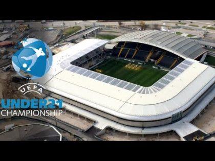 UEFA Under-21 Championship 2019 Italy Stadiums