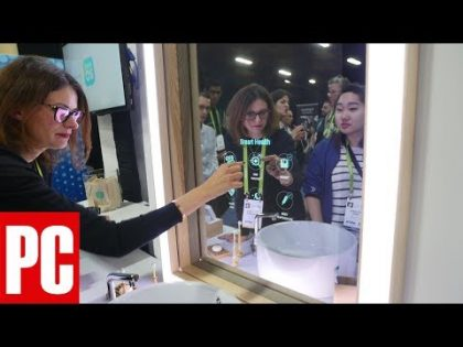 CES 2018: CareOS Smart Health & Beauty Hub