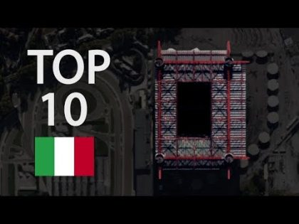 Top 10 Biggest Stadiums in Italy