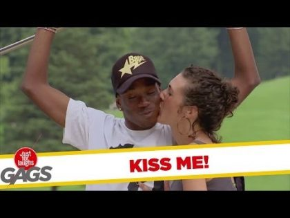 Kiss Me – Just For Laughs Gags