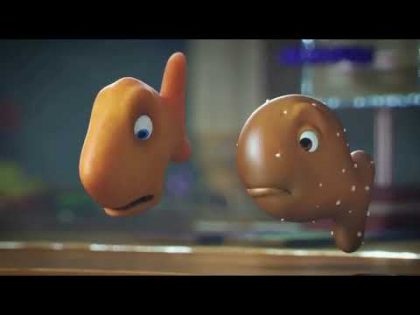 Goldfish Pinball Blast TV Commercial, 'Don't Scratch Your Nose'