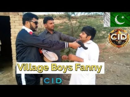 C I D  Police Boys Pakistani . Copy Drama , Full Video .Fun Preme 2019