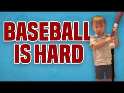 Baseball Is Hard | Baseball Fails