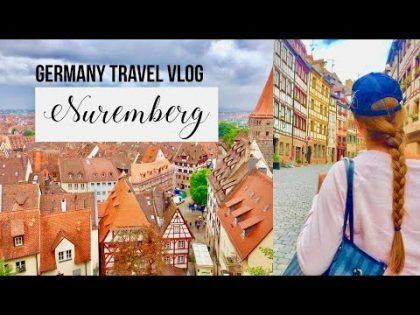 Nuremberg Travel Vlog 🏰 | Travel Germany Like A Local Ep. 2