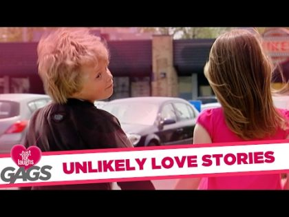 Forbidden Love Stories – JFL Gags Valentine's Day Special
