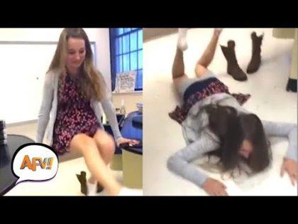 Best School Fails | AFV Funniest Fail Videos 2018