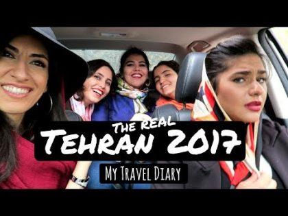 IRAN TRAVEL VLOG – The REAL Tehran 2017