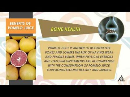 Benefits Of Pomelo Juice | Best Health and Beauty Tips | Education