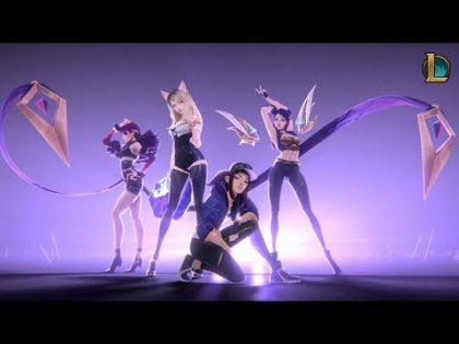 K/DA – POP/STARS (ft Madison Beer, (G)I-DLE, Jaira Burns) | Official Music Video – League of Legends