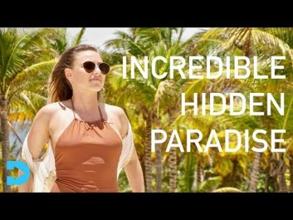 PLAYA DEL CARMEN'S HIDDEN PARADISE – Mexico Travel Vlog