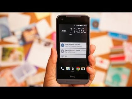 Gadget Review 2016 HTC Desire 520