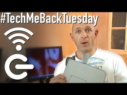 Wi-Fi: Will It Ever Catch On? – The Gadget Show #TechMeBackTuesday