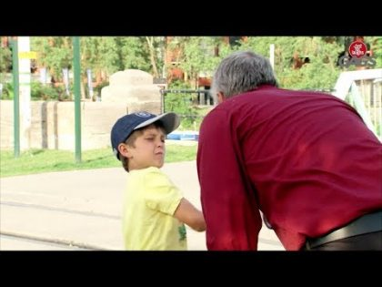 NEW Best Funny Just For Laugh Gags 2019 – Bratty Kid Slaps Dad For Not Getting Ice Cream