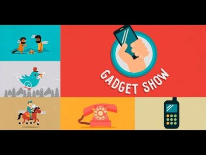 Gadget Show Pack | After Effects template