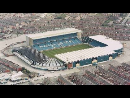 Old Premier League Stadiums