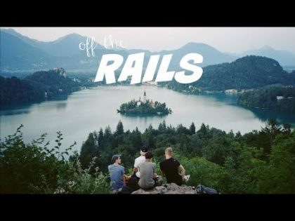 Off The Rails [Interrail Travel Vlogging Series] Trailer | Jack Edwards