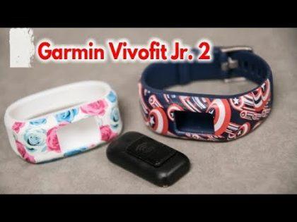 Garmin Vivofit Jr .2 review – The fitness tracker for kids – Gadget Life