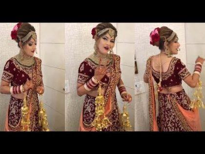Dulhan  Ka apne He Shadi Par Dance . Nice Video 2019