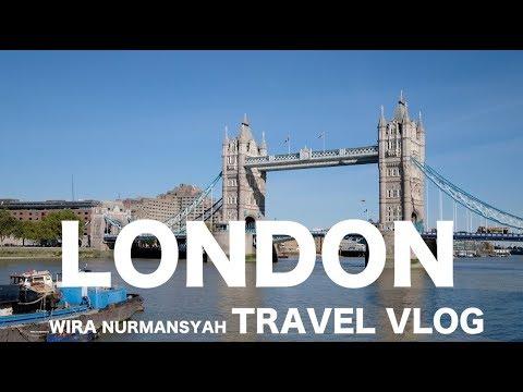 JALAN-JALAN SENDIRI DI LONDON ~ TRAVEL VLOG #44