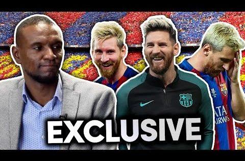 """Lionel Messi's Biggest Weakness Is…"" | Eric Abidal EXCLUSIVE Interview"