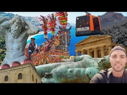 The Best Of Sicily In One Week | Travel Vlog
