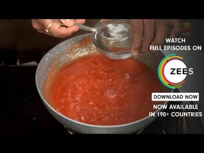 Aamhi Saare Khavayye | Marathi Food Recipe | Episode 2552 – Webisode | Zee Marathi TV Serials