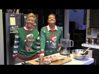 Holiday Cat Food Recipe | Two Crazy Cat Ladies