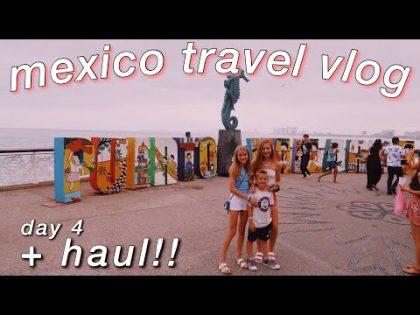 Mexico Shopping Vlog + Haul | Travel Vlog Day 4