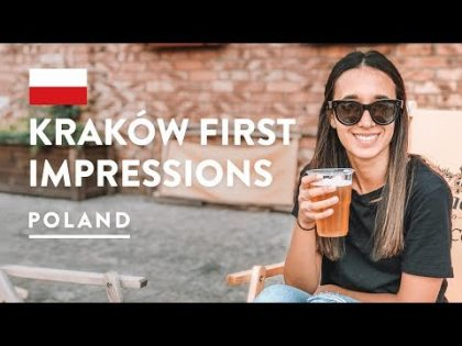 POLAND IS AWESOME – KAZIMIERZ KRAKOW | Jewish Quarter Travel Vlog 2018