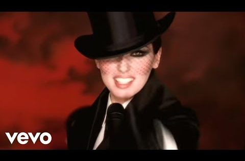 Shania Twain – Man! I Feel Like A Woman (Official Music Video)