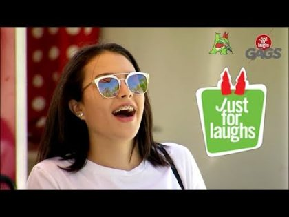 Funniest prank of just for laugh gags 2018/Aug/13