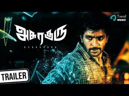 Asuraguru Tamil Movie | Official Trailer | Vikram Prabhu | Mahima Nambiar | Yogi Babu | TrendMusic