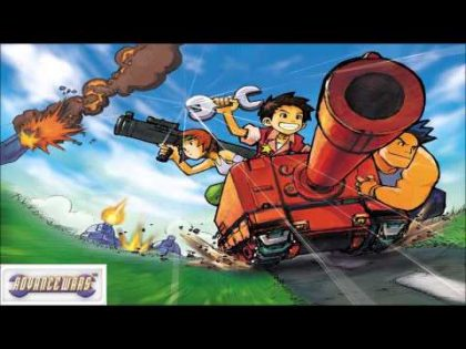 Advance Wars OST – Wars World News