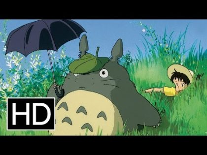 My Neighbor Totoro – Official Trailer