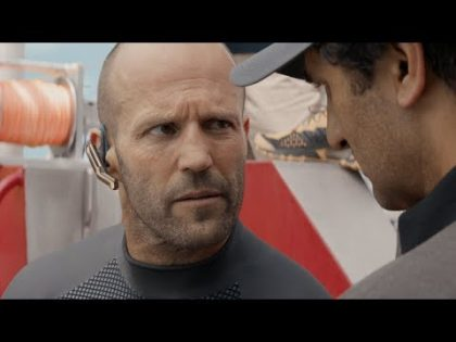 THE MEG – Official Trailer #1 [HD]