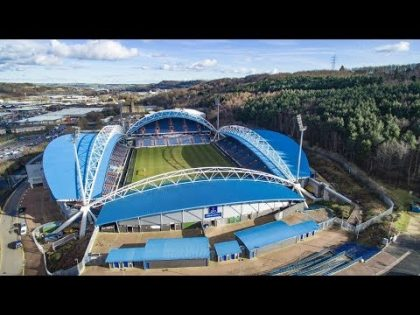 Sky Bet Championship Stadiums 2019/20