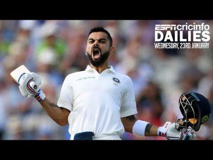Kohli sweeps ICC awards | Daily Cricket News