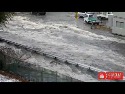 Live Tsunami video in iwaki city || Funpreme Fantasy