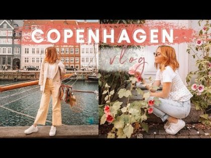 TRAVEL VLOG: A week in Copenhagen!