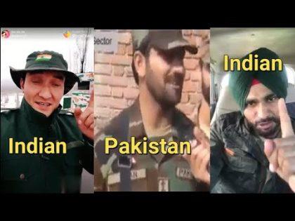 Pakistan Army & Indian Army , Reply In Jammu Kashmir 17 February 2019