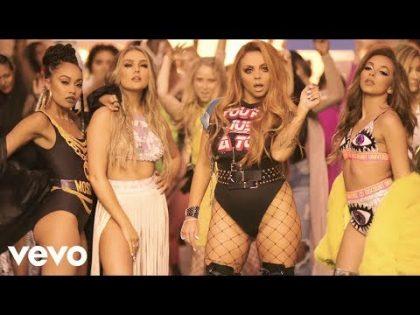 Little Mix – Power (Official Video) ft. Stormzy