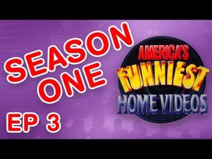 America's Funniest Home Videos | SEASON 1 – EPISODE 3