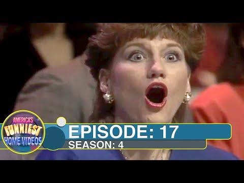 AFV | Season 4 – Episode 17 | FULL EPISODE of America's Funniest Home Videos